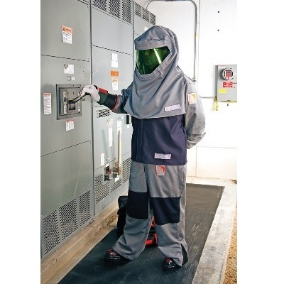 Arc Flash Protection Kit X on arc flash
