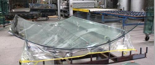 Bent Glass Stylish Bent Glass Manufacturer From Mumbai