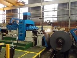 Lubricating System for Rolling Mill Application