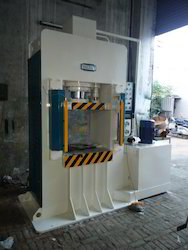 High Speed Hydraulic Press With Die Cushion