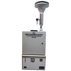 Automatic Fine Particulate Sampler