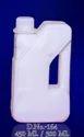 White Bhagwati Plast Plastic Handle Bottle, Capacity: 450 Ml And 500 Ml, Use For Storage: Oils