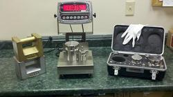 Measuring Scale Calibration Service