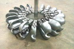 Pelton Impeller Turbine