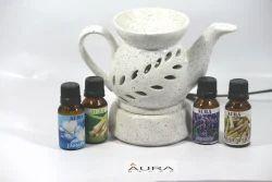 Electric Aroma Oil Diffuser Teapot