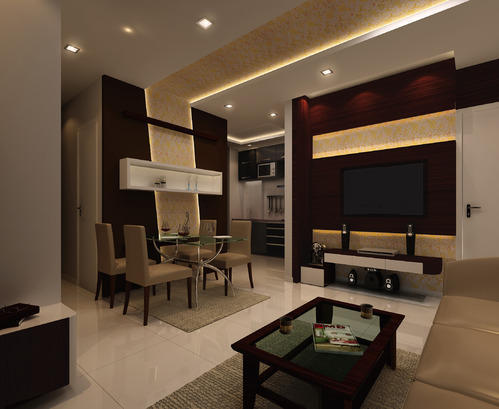 3D And 2D Interior Designing Service