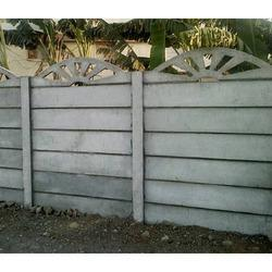 Concrete Folding Compound Wall