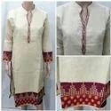 Embroidery Silk Kurtis