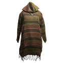Ladies Sweater With Hood