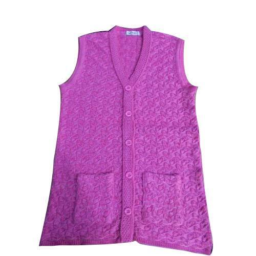 7bf10949ca72 Half Sleeve Woolen Sweater