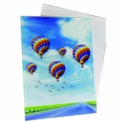 Lenticular  3D Folder
