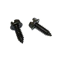 Black Zinc 4.6 Hex Set Screw