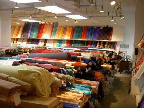 Garments Showroom Interior In Chennai Kk Nagar By Sky Interiors