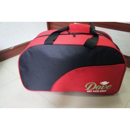 Sai Enterprises Polyester Customized Duffle Bag