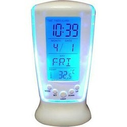 510 Digital Alarm Temperature Calendar Table Clock