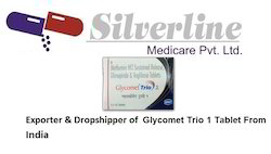 Glycomet Trio 1 Tablet