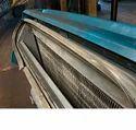 Tennant S10 Industrial Strength Walk Behind Sweeper