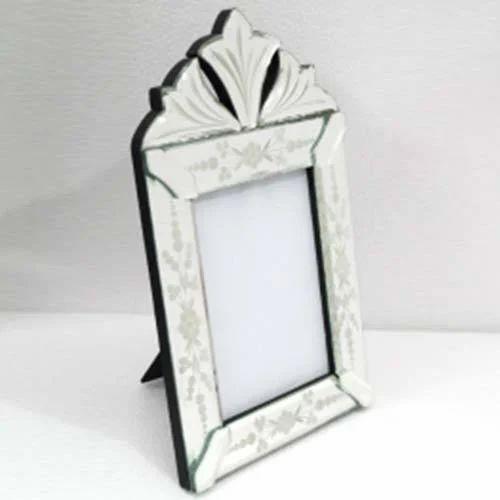 Rectangle Venetian Photo Frame, Rs 1500 /piece, Quality Glass | ID ...