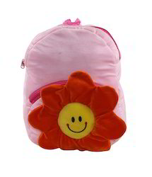 Pink Small School Bag