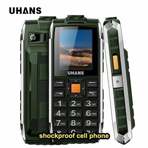 best service dbe4f 37418 Uhans V5 Waterproof Shockproof Rugged Powerbank Phone