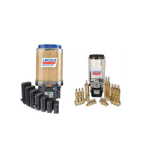 Lincoln Lubrication System, Lubrication Systems And