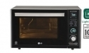 Lg Thirty Two Litres Charcoal Convection Microwave Oven Bl