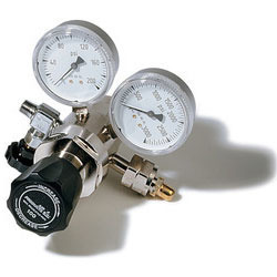 Alloy CNG Gas Chromatography Regulator for GC Gas lines, For Industrial