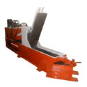 MERRIT ALUMINIUM SCRAP BALING PRESS