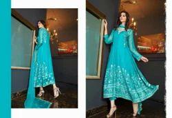 Georgette Party wear Pakistani Anarkali Dress