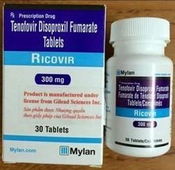 Ricovir 300 Mg Tablets