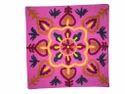 Tropical Print Cushion Cover