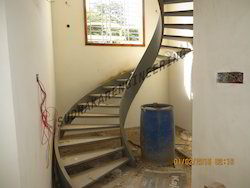 Concreteness MS Spiral Staircase
