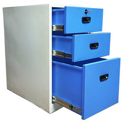 2 Drawer  1 Box Pedestal
