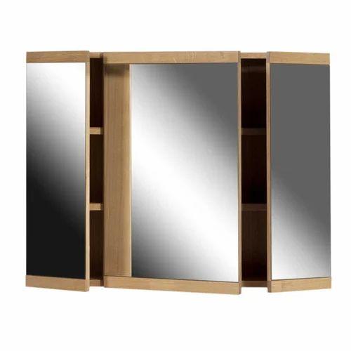 3 Door Bathroom Cabinet