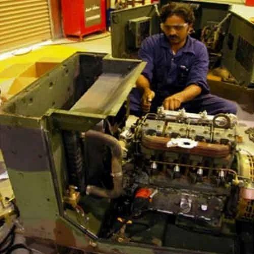 power diesel generator repairing service
