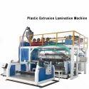 Plastic Extrusion Lamination Machine