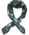 Printed Silk Scarves