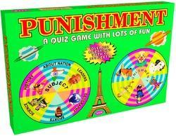 Punishment Quiz Game