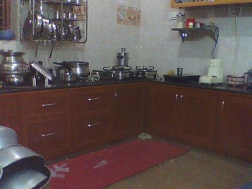 Modular Kitchen V Shape Modular Kitchen Manufacturer