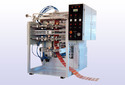 Automatic 3 Multi Track Pouch Packaging Machine, Capacity: 40 - 2000 Pouch Per Hour