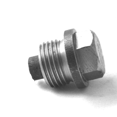 3//4 O.D. Clipsandfasteners Inc 25 Nylon Oil Drain Plug Gaskets 1//2 I.D