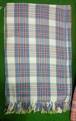 Check Pure Cotton Towel, Weight (GSM): 280