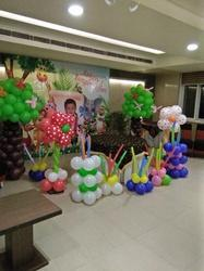 Birthday Top Balloon Decoration in Chandigarh Panchkula Mohali