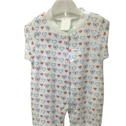 Embroidered Baby Jump Suit