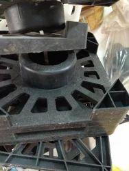 Black Plastic Components