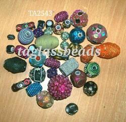 Mix Kashmir Beads