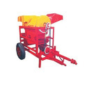 Kam-mini-tractor Model Multicrop Power Thresher