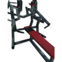 Flat Chest Press Fitness Machine