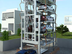 Tower Car Parking