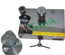 Pressure Measurement & Calibration